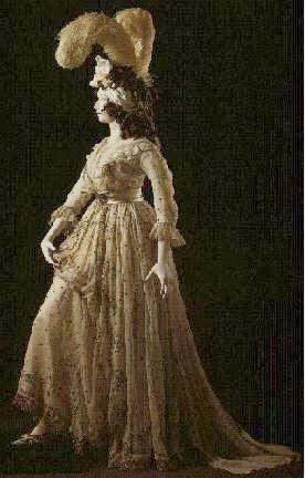 Real Dress, c. 1800